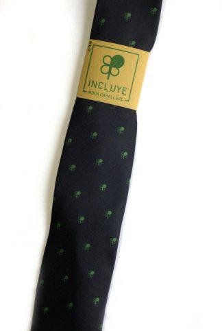 corbata tréboles
