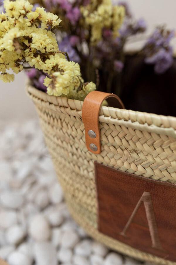cesta personalizada mujer